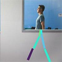 Công nghệ mới này có thể thấy cơ thể bạn xuyên tường