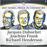 Công trình đoạt Nobel Hóa học 2017 giúp