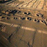 Công trình ngầm ở sa mạc dài bằng khoảng cách của Trái Đất lên Mặt trăng