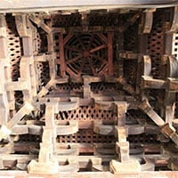 Công trình nghìn tuổi sánh ngang Tử Cấm Thành: Dựng không cần đinh, gỗ không có mọt