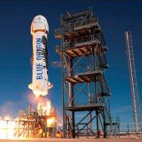Công ty Blue Origincó thể sẽ cho du khách thám hiểm không gian trong năm nay