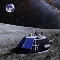 Công ty Moon Express bắt đầu khai thác Mặt Trăng từ 2020