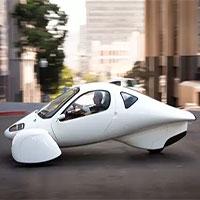 Công ty Mỹ giới thiệu mẫu xe điện