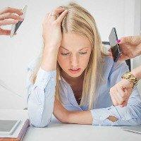 Công việc không vui hại sức khỏe tuổi 40