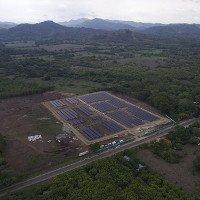 Công viên năng lượng Mặt Trời lớn nhất Costa Rica đi vào hoạt động