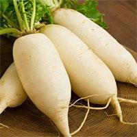 Củ cải ngon bổ tới mấy cũng thành thuốc độc khi kết hợp với những thực phẩm này