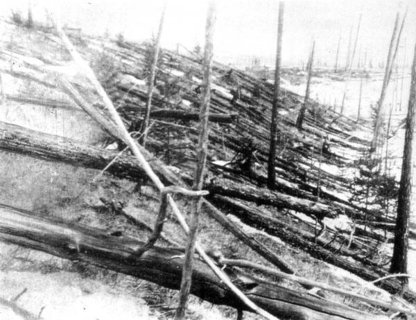 Củng cố giả thuyết cho rằng vụ nổ Tunguska năm 1908 là do sao chổi gây ra