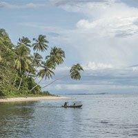 Cuộc sống biệt lập trên quần đảo giữa Thái Bình Dương