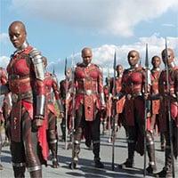 Cuối cùng thì cũng tìm ra bộ tộc nữ chiến binh Wakanda ngoài đời thực!