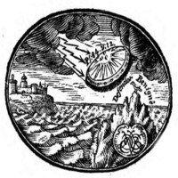 Đã có bằng chứng về việc UFO ghé thăm Trái đất 300 năm trước?