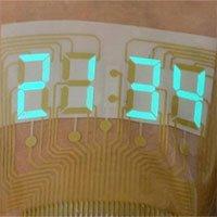 Da người có thể phát sáng thành một chiếc đồng hồ