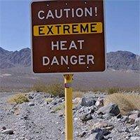 Đã tìm ra nơi có nhiệt độ cao nhất trên Trái đất