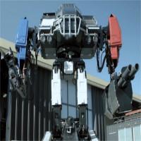 Đại chiến robot khổng lồ giữa Mỹ và Nhật sắp diễn ra