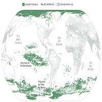 Đại dương mênh mông nhưng hầu hết diện tích đã bị con người