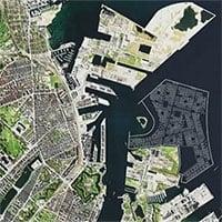 Đan Mạch xây đảo nhân tạo có thể chứa 35.000 người