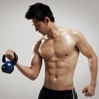 Đàn ông cơ bắp dễ nhiễm bệnh