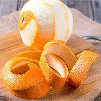 Dán vỏ cam trên rốn trước khi ngủ 1 tuần, chẳng những tan mỡ bụng còn tốt cho sức khỏe