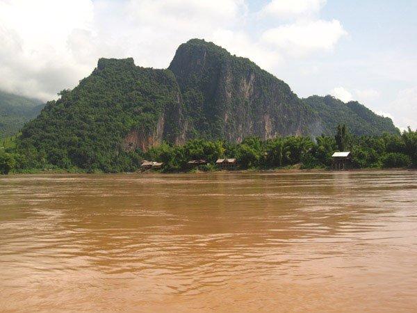 Đập sông Mekong
