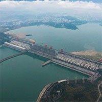 Đập thủy điện lớn nhất hành tinh ở Trung Quốc lập kỷ lục thế giới