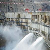 Đập thủy điện lớn thứ hai Trung Quốc lần đầu phát điện