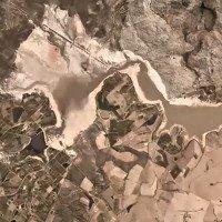 Đập thủy điện Nam Phi có sức chứa 480 tỷ lít nước sắp cạn