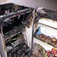 Đặt những thứ này cạnh tủ lạnh không khác gì 'bom hẹn giờ', thảm kịch có thể xảy ra bất cứ lúc nào