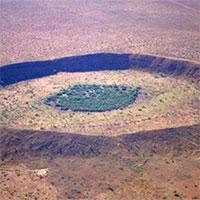 Dấu vết khủng khiếp của tiểu hành tinh rơi xuống đất Lào
