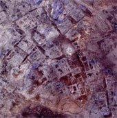 Dấu vết thành phố 2.000 năm tuổi ở Ai Cập
