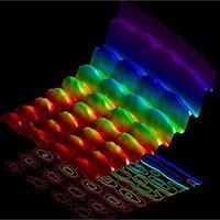 Đây là bức ảnh đầu tiên chụp được lưỡng tính sóng-hạt của ánh sáng