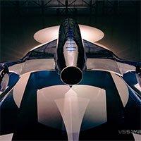 Đây là con tàu không gian sẽ đưa bạn du lịch vũ trụ với giá 250.000 USD
