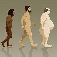 Đây là lý do con người sinh ra với một định mệnh: Phải béo