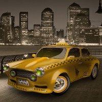 Đây là màu xe taxi bạn nên chọn để hạn chế tai nạn