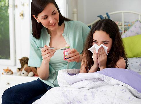 Dị ứng thực phẩm trẻ dễ bị hen suyễn
