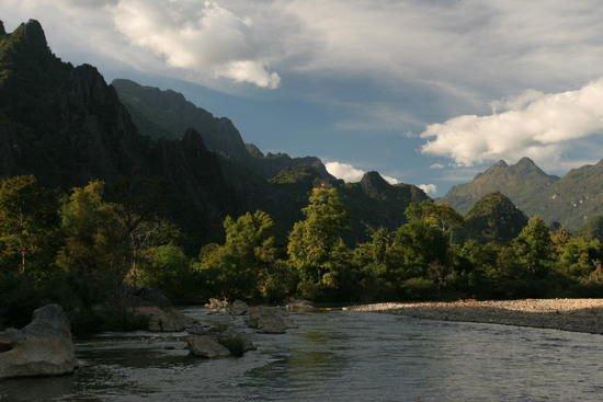 Địa hình Karst ẩn chứa nhiều thông tin về khí hậu