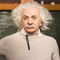Điều gì giúp Albert Einstein trở thành thiên tài?