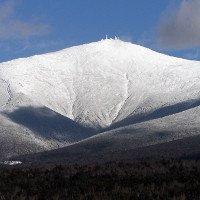 Đỉnh núi Mỹ buốt giá hơn bề mặt sao Hỏa trong đợt lạnh kỷ lục