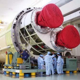 Discovery sắp bị tàu vũ trụ Nhật Bản