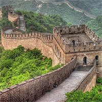 Đoạn Vạn lý Trường thành không thể ngăn quân Mông Cổ