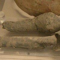 Đôi chân thất lạc của nữ hoàng Ai Cập 3.000 năm tuổi