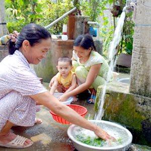 Đối phó với nguy cơ khan hiếm nước sạch ở đô thị