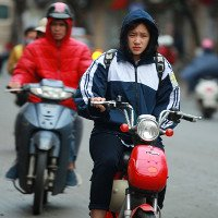 Đón không khí lạnh tăng cường, Hà Nội giảm nhiệt