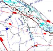 Động đất 4,7 độ richter ở A Lưới, Thừa Thiên Huế