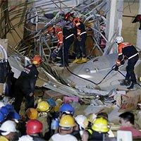 Động đất 6,4 độ tấn công Philippines