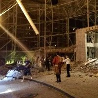 Động đất 7 độ Richter gần khu du lịch Cửu Trại Câu, ít nhất 5 người chết