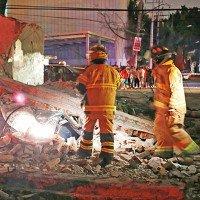 Động đất mạnh 8,1 độ gây sóng thần ngoài khơi Mexico