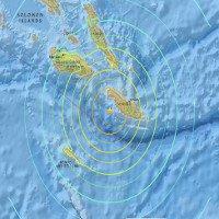 Động đất mạnh gây cảnh báo sóng thần ở nam Thái Bình Dương
