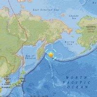 Động đất mạnh ngoài khơi Nga gây cảnh báo sóng thần