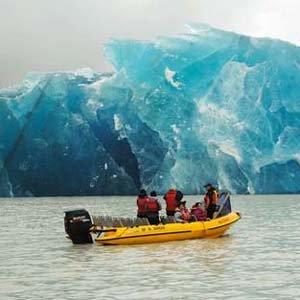 Động đất New-Zealand: đổ sụp sông băng khổng lồ