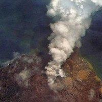 Động đất, núi lửa liên tiếp, chuyện gì xảy ra ở