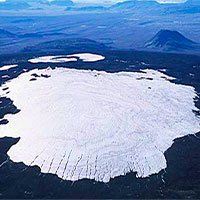 Dòng sông băng đầu tiên trên thế giới chính thức